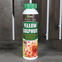 Yellow Sulphur Soil Fertiliser