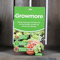 Growmore General Fertiliser 1.25kg