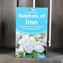 Sulphate of Iron Fertiliser