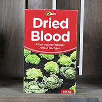Dried Blood Fertiliser