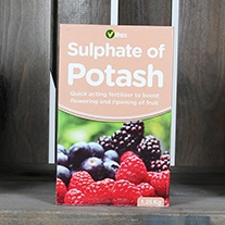 Sulphate of Potash Fertiliser 1.25kg