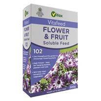 Soluble Flower & Fruit Soluble Fertiliser 500g