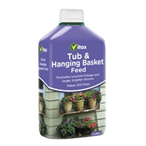 Liquid Tub & Hanging Basket Feed 1ltr