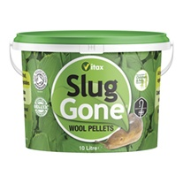 Slug Gone Natural Wool Barrier Pellets 10ltrs