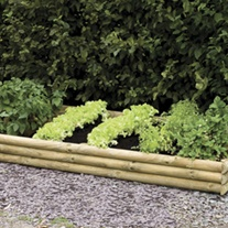 Wooden Raised Bed Builder Pack