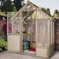 Vale Greenhouse 6 x 4