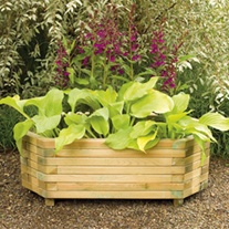Garden Wooden Planter - Richmond