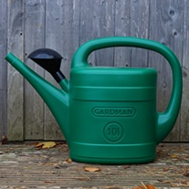 Plastic Watering Can 10ltr Green