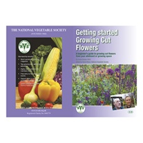 Getting Started with Growing Cut Flowers - Book