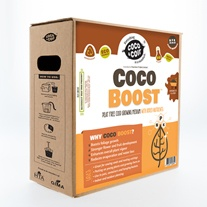 Coco Grow Pure Coir Compost with added Nutrients