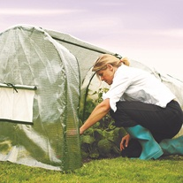 Weather Protection Cover for Grower Frame