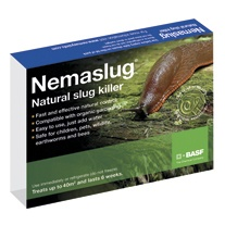 Nemaslug Slug Killer and Nemasys Veg & Fruit Protection Duo Pack