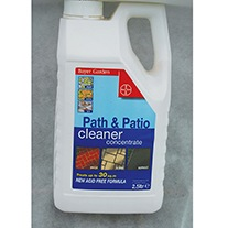 Path and Patio Cleaner