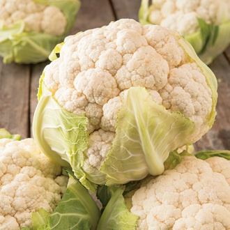 Cauliflower All The Year Round Seeds