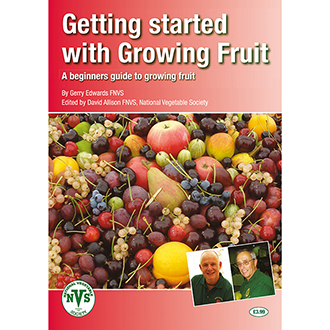Getting Started With Growing Fruit - Book