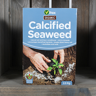 Calcified Seaweed Fertiliser