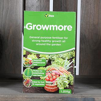 Growmore General Fertiliser 1.25kg
