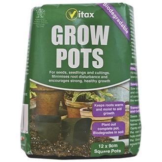 Grow Pots (9cm square)