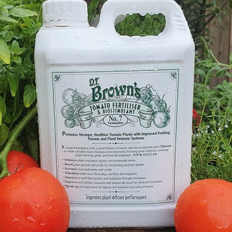 D. T. Brown's Tomato Fertiliser and Biostimulant No 7