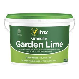 Garden Lime Soil Conditioner 10kg