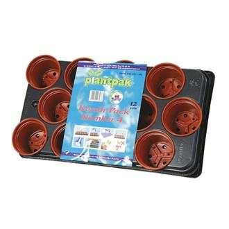 Growing Tray Kombi Pack 12 pots