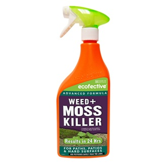 Weed and Moss Killer Spray