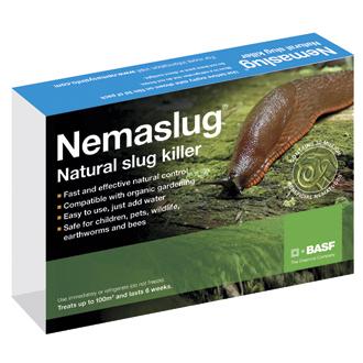 Nemaslug® Biological Slug Killer 100m²