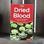 Dried Blood Fertiliser