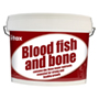 Blood, Fish & Bone Organic-based Fertiliser 10kg