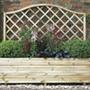 Wooden Garden Planter -Venice