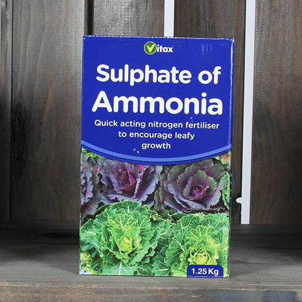 sulphate of ammonia fertiliser from dt brown seeds. Black Bedroom Furniture Sets. Home Design Ideas