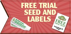 Free trial seed and seed labels