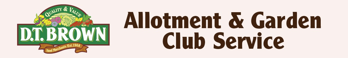 D T Brown Garden Club and Allotment Discount Scheme