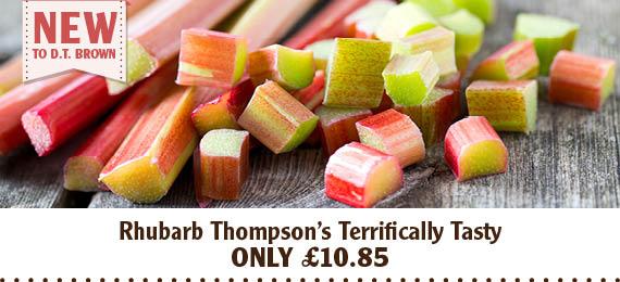 Thompsons Terrifically Tasty