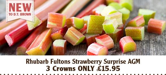 Fultons Rhubarb