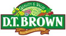 D.T.Brown Seeds - Mail Order Fruit and Vegetable Seeds