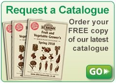 Request a free copy of our seed catalogue